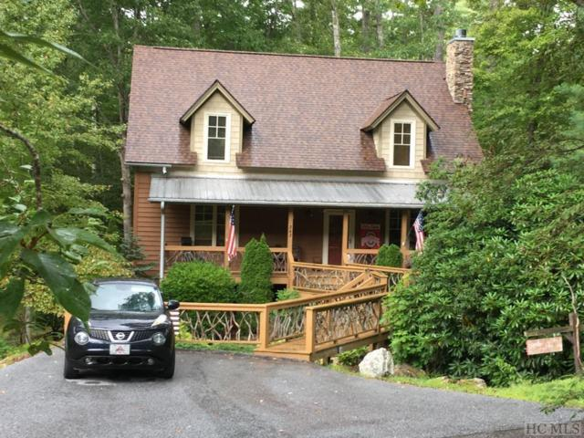 343 Catesby Trail, Cashiers, NC 28717 (MLS #89400) :: Berkshire Hathaway HomeServices Meadows Mountain Realty