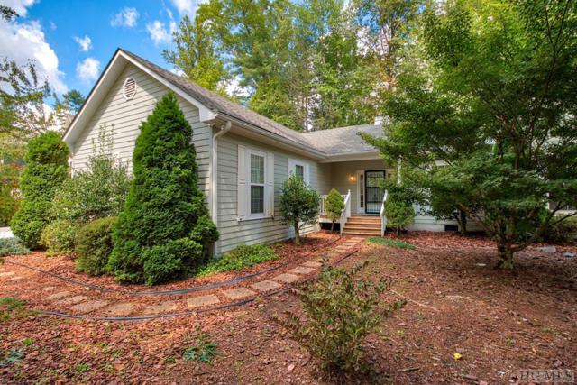 294 Needlepine Lane, Sapphire, NC 28774 (MLS #89426) :: Berkshire Hathaway HomeServices Meadows Mountain Realty