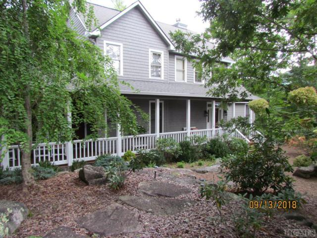 185 Woods Summit Lane, Cashiers, NC 28717 (MLS #89438) :: Berkshire Hathaway HomeServices Meadows Mountain Realty