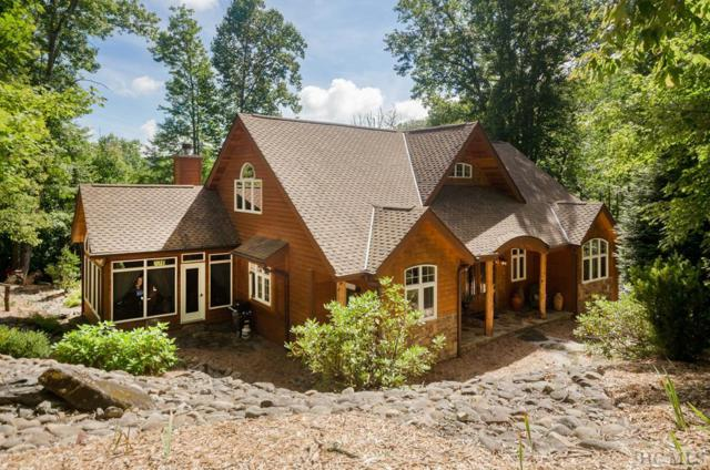 152 Park View Lane, Cullowhee, NC 28723 (MLS #89461) :: Berkshire Hathaway HomeServices Meadows Mountain Realty