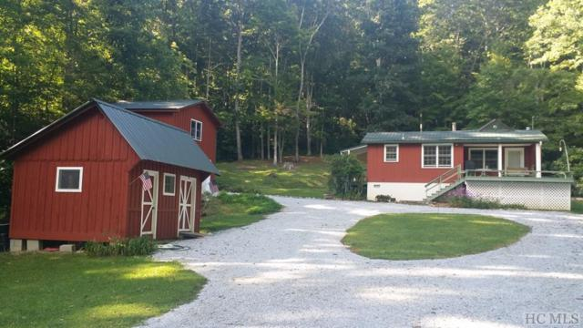 257 Evitt Cemetery Rd, Cashiers, NC 28717 (MLS #89472) :: Lake Toxaway Realty Co