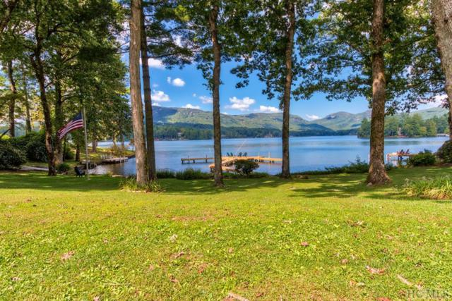5 Toxaway Point #5, Lake Toxaway, NC 28747 (MLS #89475) :: Berkshire Hathaway HomeServices Meadows Mountain Realty