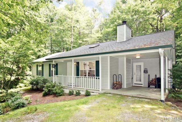 665 Hickory Hill Road, Highlands, NC 28741 (MLS #89478) :: Lake Toxaway Realty Co