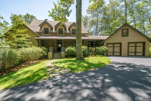 264 Woodland Ridge Road, Highlands, NC 28741 (MLS #89480) :: Berkshire Hathaway HomeServices Meadows Mountain Realty