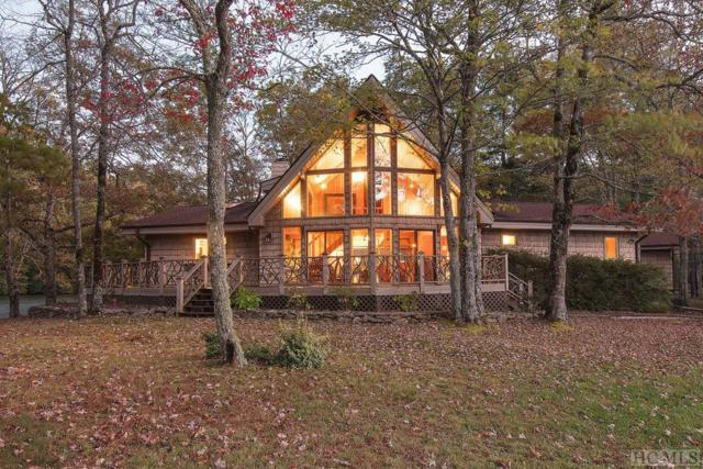 100 Echo Springs Point, Lake Toxaway, NC 28747 (MLS #89528) :: Berkshire Hathaway HomeServices Meadows Mountain Realty