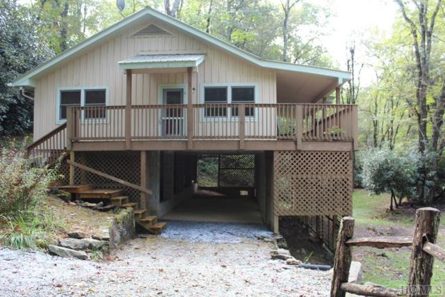 3147 North Norton Road, Cullowhee, NC 28723 (MLS #89531) :: Berkshire Hathaway HomeServices Meadows Mountain Realty