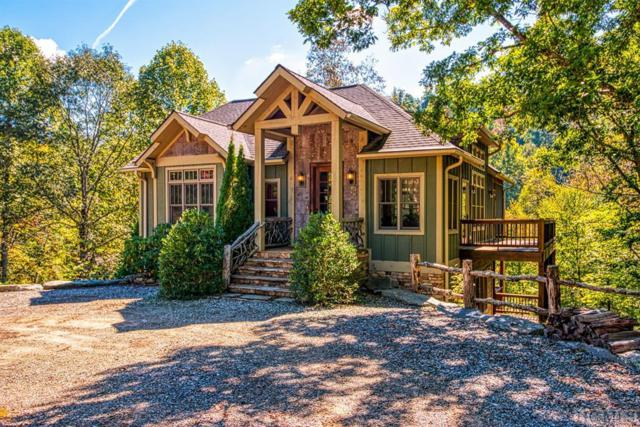 2037 Pilot Knob Road, Glenville, NC 28736 (MLS #89544) :: Berkshire Hathaway HomeServices Meadows Mountain Realty