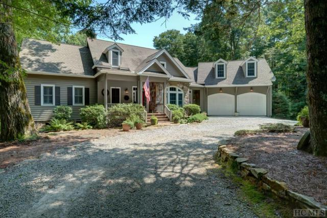 783 Wayfaring Road, Cashiers, NC 28717 (MLS #89545) :: Berkshire Hathaway HomeServices Meadows Mountain Realty