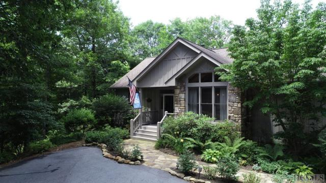 146 Long Hunters Road, Lake Toxaway, NC 28747 (MLS #89556) :: Berkshire Hathaway HomeServices Meadows Mountain Realty