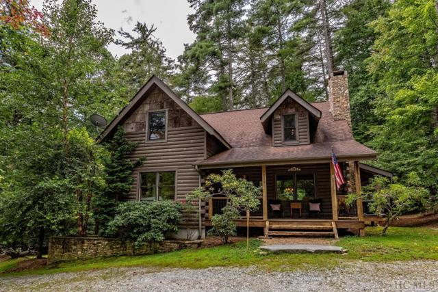2279 Upper Whitewater Road, Sapphire, NC 28774 (MLS #89570) :: Berkshire Hathaway HomeServices Meadows Mountain Realty