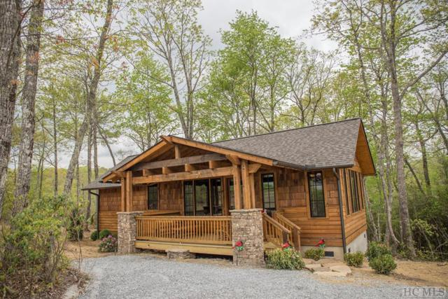 72 Camp Fire Trail, Glenville, NC 28736 (MLS #89586) :: Berkshire Hathaway HomeServices Meadows Mountain Realty