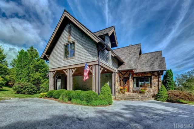 248 Dry Stack Way, Cashiers, NC 28717 (MLS #89595) :: Berkshire Hathaway HomeServices Meadows Mountain Realty