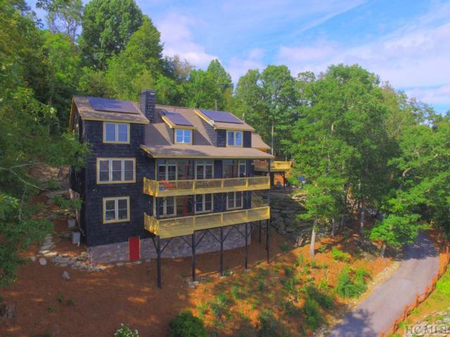 651 View Point Road, Highlands, NC 28741 (MLS #89596) :: Berkshire Hathaway HomeServices Meadows Mountain Realty
