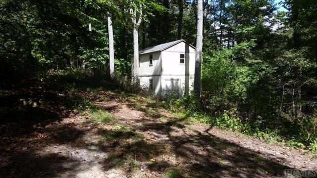 574 Pine Creek Road, Cullowhee, NC 28723 (MLS #89597) :: Berkshire Hathaway HomeServices Meadows Mountain Realty