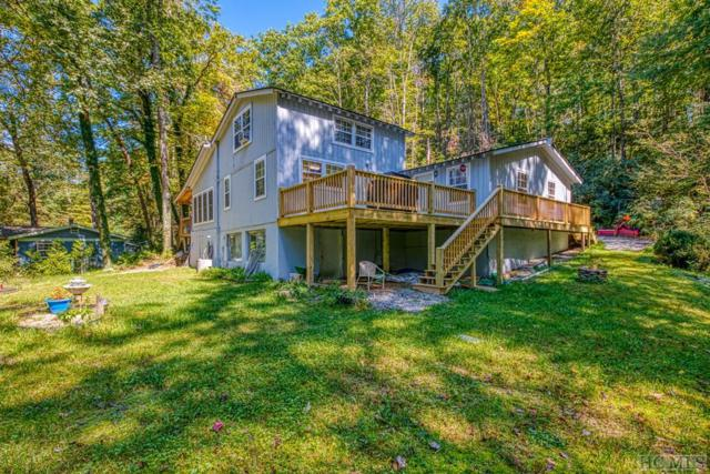 56 Spur Road, Cashiers, NC 28717 (MLS #89600) :: Berkshire Hathaway HomeServices Meadows Mountain Realty