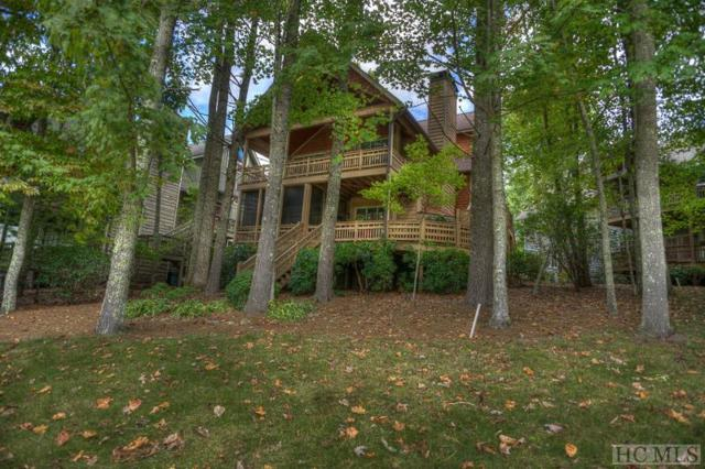 60 A First Tee Trail 260A, Cashiers, NC 28717 (MLS #89606) :: Berkshire Hathaway HomeServices Meadows Mountain Realty