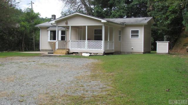 854 Babb Road, Rosman, NC 28772 (MLS #89608) :: Berkshire Hathaway HomeServices Meadows Mountain Realty