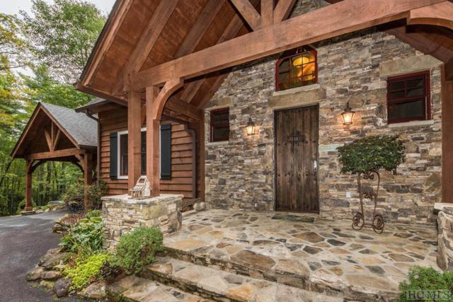 937 Bald Rock Drive East, Sapphire, NC 28774 (MLS #89618) :: Berkshire Hathaway HomeServices Meadows Mountain Realty