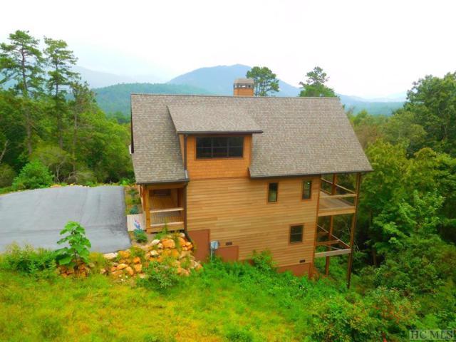 21 E Deer Ridge Road, Franklin, NC 28734 (MLS #89631) :: Berkshire Hathaway HomeServices Meadows Mountain Realty