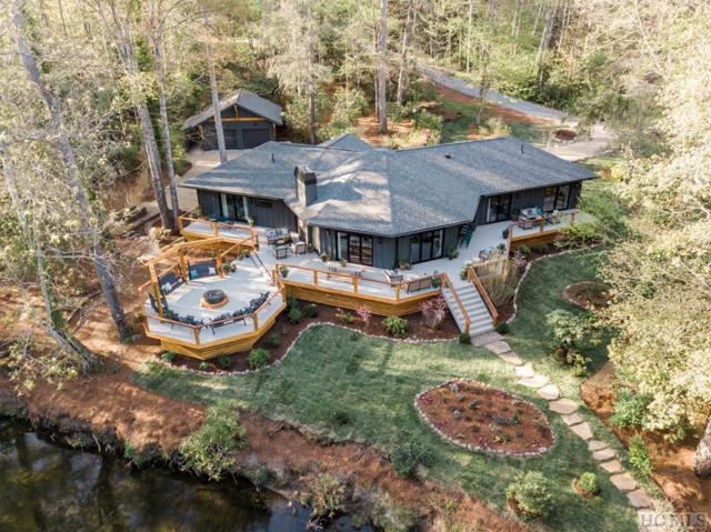 117 Boiling Springs Road, Sapphire, NC 28774 (MLS #89633) :: Berkshire Hathaway HomeServices Meadows Mountain Realty