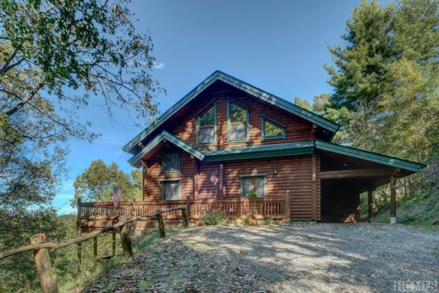 519 Rivard Road, Glenville, NC 28736 (MLS #89637) :: Berkshire Hathaway HomeServices Meadows Mountain Realty