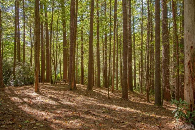 Lot 6 East Valley Drive, Sapphire, NC 28774 (MLS #89651) :: Berkshire Hathaway HomeServices Meadows Mountain Realty