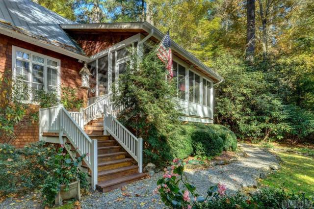 75 Billy Cabin Road, Highlands, NC 28741 (MLS #89663) :: Berkshire Hathaway HomeServices Meadows Mountain Realty