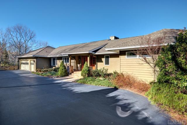 289 Upper Brushy Face Road, Highlands, NC 28741 (MLS #89675) :: Berkshire Hathaway HomeServices Meadows Mountain Realty