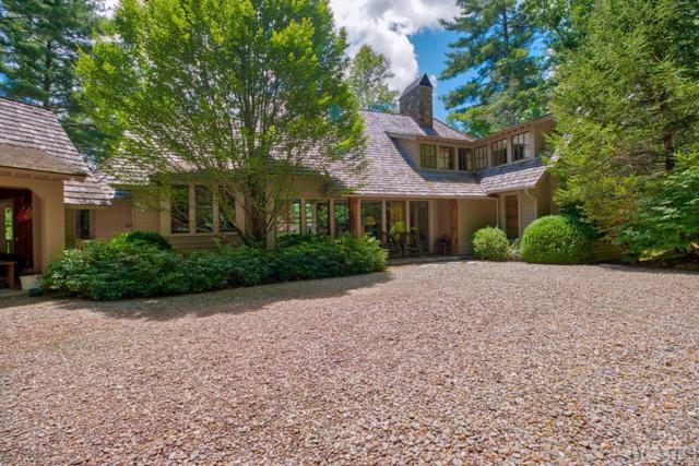 285 Gristmill Ridge, Cashiers, NC 28717 (MLS #89683) :: Berkshire Hathaway HomeServices Meadows Mountain Realty