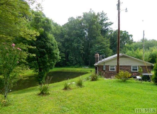 693 Whiteside Cove Road, Cashiers, NC 28717 (MLS #89715) :: Lake Toxaway Realty Co