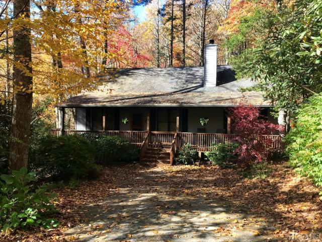 110 Sourwood Court, Sapphire, NC 28774 (MLS #89717) :: Berkshire Hathaway HomeServices Meadows Mountain Realty