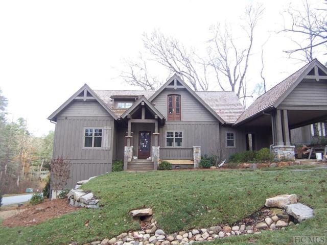 12 Hemlock Ridge, Highlands, NC 28741 (MLS #89811) :: Berkshire Hathaway HomeServices Meadows Mountain Realty
