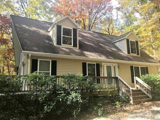 486 Buckberry Drive South, Sapphire, NC 28774 (MLS #89812) :: Lake Toxaway Realty Co