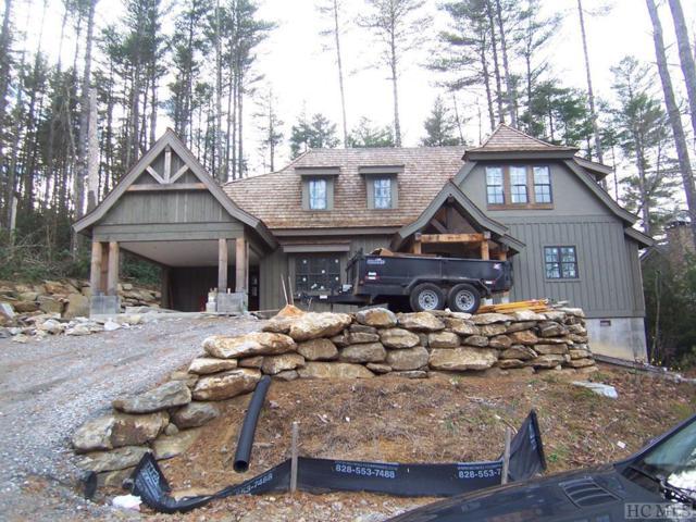 59 Hemlock Ridge, Highlands, NC 28741 (MLS #89813) :: Berkshire Hathaway HomeServices Meadows Mountain Realty