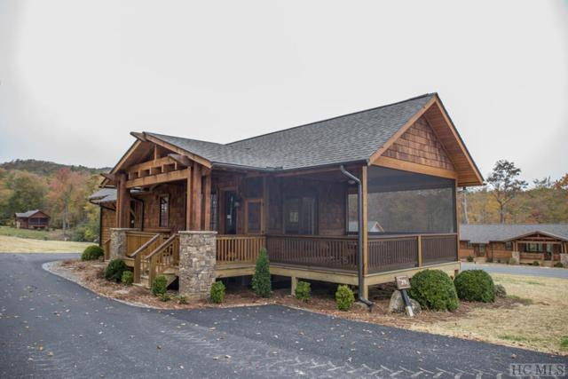 51 Camp Fire Trail, Glenville, NC 28736 (MLS #89815) :: Lake Toxaway Realty Co