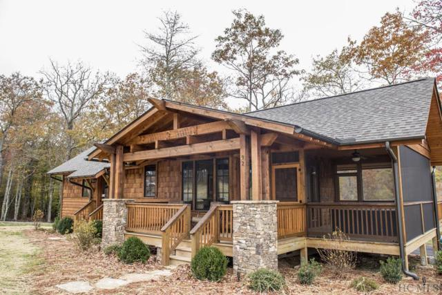 92 Camp Fire Trail, Glenville, NC 28736 (MLS #89816) :: Lake Toxaway Realty Co