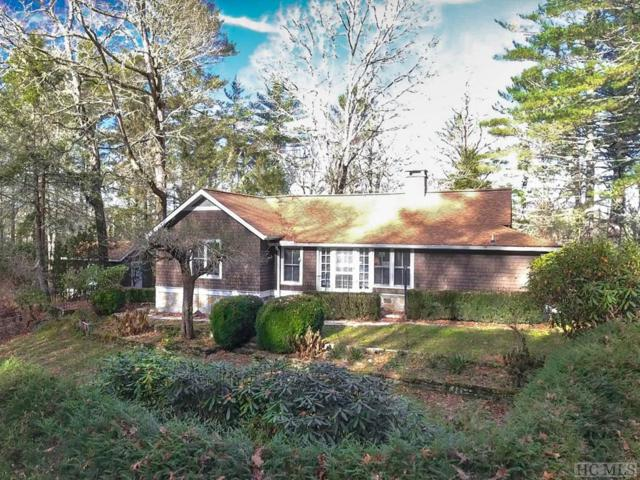 542 Franklin Road, Highlands, NC 28741 (MLS #89826) :: Lake Toxaway Realty Co