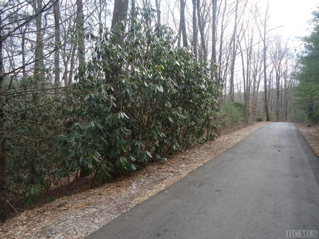 Lot 7 Joshs Trail, Glenville, NC 28736 (MLS #89841) :: Berkshire Hathaway HomeServices Meadows Mountain Realty