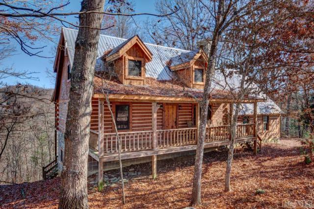 2100 Pine Creek Road, Cullowhee, NC 28723 (MLS #89847) :: Berkshire Hathaway HomeServices Meadows Mountain Realty