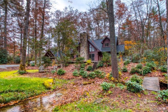 424 Cherokee Trail, Sapphire, NC 28774 (MLS #89848) :: Lake Toxaway Realty Co
