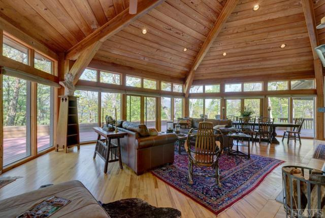 36 South East Ridge Road, Cashiers, NC 28717 (MLS #89850) :: Berkshire Hathaway HomeServices Meadows Mountain Realty