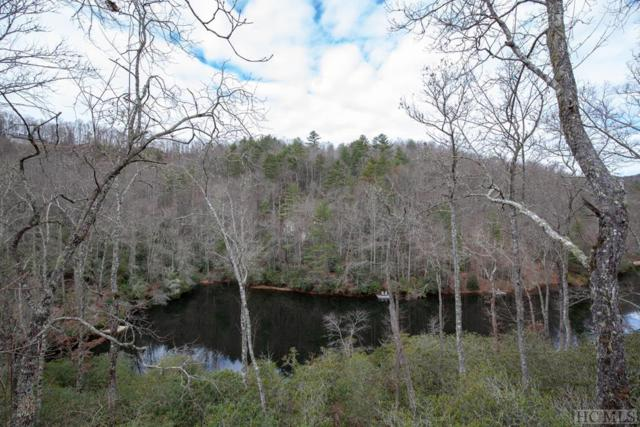 Lot D-4 Boathouse Row, Sapphire, NC 28774 (MLS #89851) :: Berkshire Hathaway HomeServices Meadows Mountain Realty