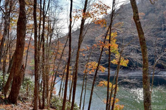 Lot 15 Sparkling Waters Drive, Glenville, NC 28736 (MLS #89867) :: Berkshire Hathaway HomeServices Meadows Mountain Realty