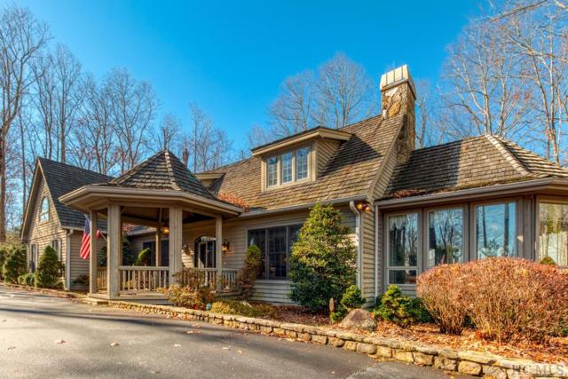 74 Hilltop Road, Sapphire, NC 28774 (MLS #89868) :: Lake Toxaway Realty Co
