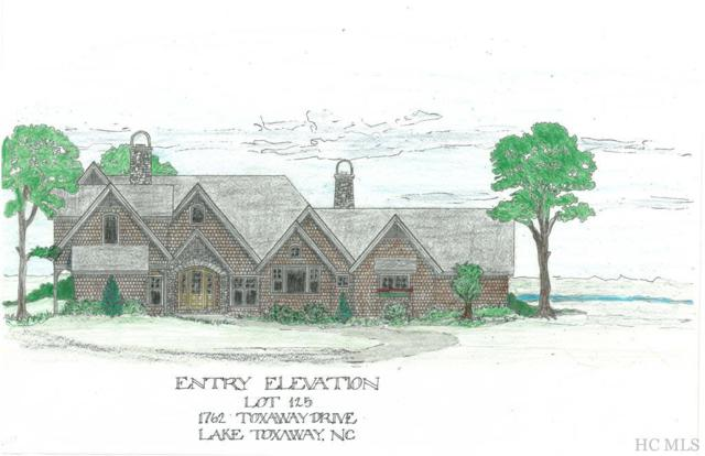 1762 Toxaway Drive, Lake Toxaway, NC 28747 (MLS #89876) :: Berkshire Hathaway HomeServices Meadows Mountain Realty
