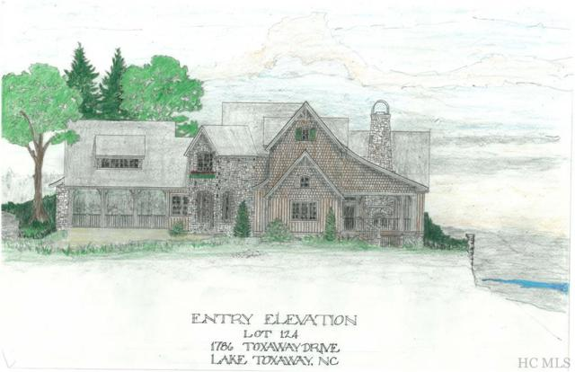 1786 Toxaway Drive, Lake Toxaway, NC 28747 (MLS #89877) :: Berkshire Hathaway HomeServices Meadows Mountain Realty