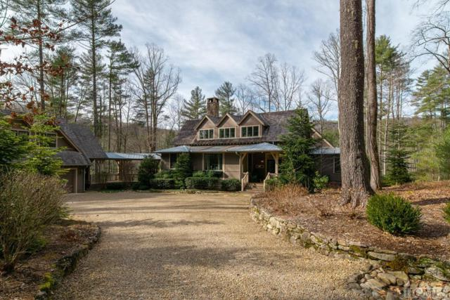 691 East Valley Drive, Sapphire, NC 28774 (MLS #89884) :: Berkshire Hathaway HomeServices Meadows Mountain Realty