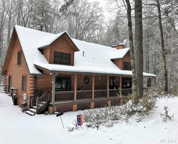 34 Lupton Road, Sapphire, NC 28774 (MLS #89887) :: Berkshire Hathaway HomeServices Meadows Mountain Realty