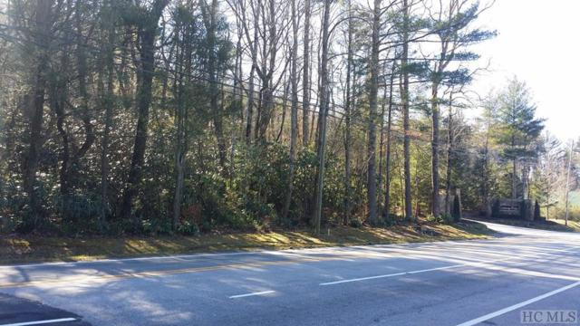 TBD Us Hwy 64E, Cashiers, NC 28717 (MLS #89951) :: Berkshire Hathaway HomeServices Meadows Mountain Realty