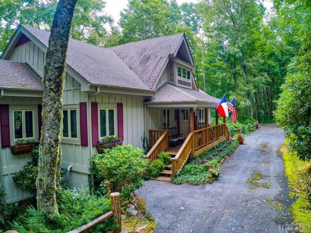 28 Ivy Rose Lane, Glenville, NC 28736 (MLS #89967) :: Berkshire Hathaway HomeServices Meadows Mountain Realty